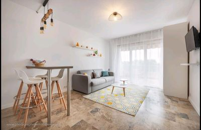 Photo for Studio ideally located sea view