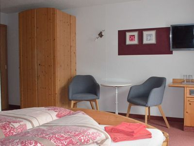 Photo for Double Room - Achensee Apart Haus Regenbogen