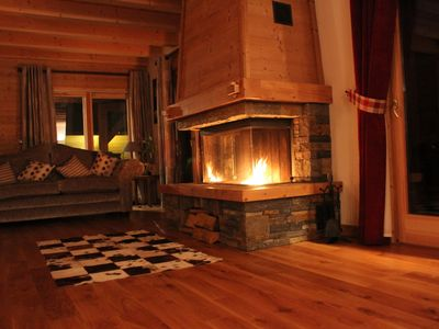 Photo for Chalet Soleil is a luxury Alpine retreat based in the Portes du Soleil Region