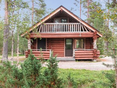 Photo for Vacation home Jäkälä in Raattama - 5 persons, 1 bedrooms