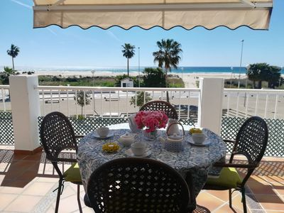 Photo for APARTMENT CONIL DE LA FRONTERA, GARAGE, WIFI, PROMENADE 5 PERSO