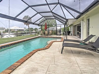 Photo for Sunny 3BR Punta Gorda House w/Private Pool!
