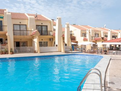 Photo for Modern 2 Bedroom Mare Verde Apartment. Costa Adeje. Heated Pool. Sleeps 5