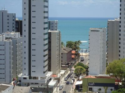 Photo for Apartment in Boa Viagem, furnished, comfortable, great option for your vacation