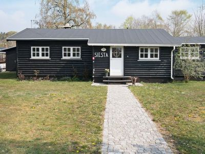 Photo for Vacation home Lyngsbæk Strand in Ebeltoft - 9 persons, 3 bedrooms