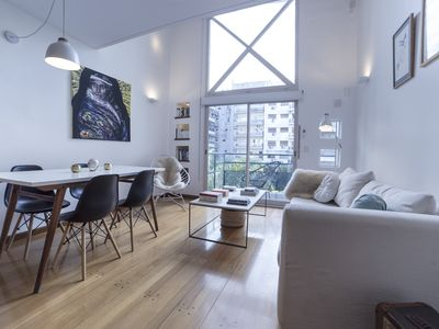 Photo for Excellent LOFT located in Palermo- Bright, Cozy, THE BEST OPTION FOR YOUR STAY!!