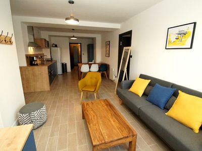 Photo for 3 room apartment 6 people 52m²