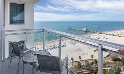Photo for Chimera Vacations Beachside 2BR Clearwater Beach Suite