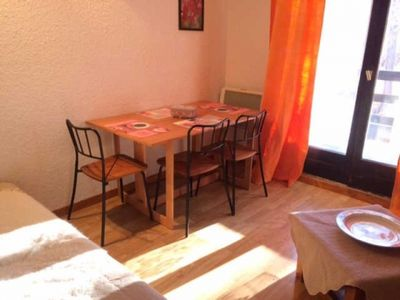 Photo for Apartment Risoul, 1 bedroom, 4 persons