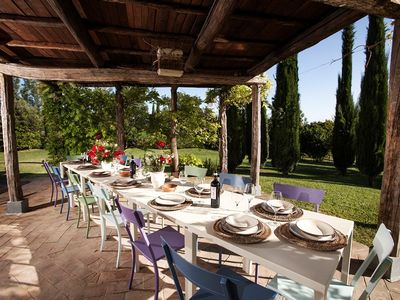 Photo for CHARMING VILLA in Sant Albino di Montepulciano with Pool & Wifi. **Up to $-1322 USD off - limited time** We respond 24/7
