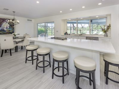 Photo for Newly Renovated Pool Home on Golf Course