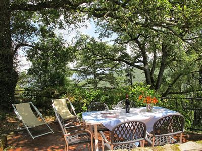 Photo for Apartment Fattoria Panzalla  in Greve/San Polo in Chianti, Florence and surroundings - 4 persons, 2 bedrooms