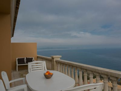 Photo for 3 bedroom apartment in Aiguafreda, Begur. Sea views and Terrace (Ref:H27)
