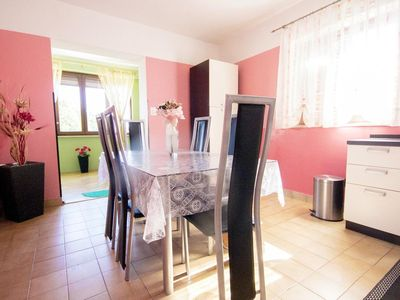Photo for Two bedroom apartment with terrace Poreč (A-7012-a)