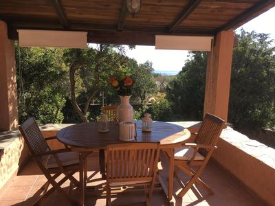 Photo for Three-room apartment with sea view in Cala Ginepro