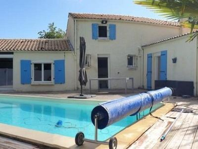 Photo for Villa La Tremblade, 5 bedrooms, 12 persons