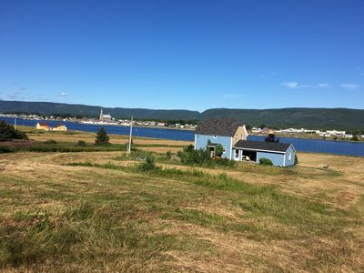 Photo for Peaceful Island home with sweeping views of Cape Breton Highlands National Park