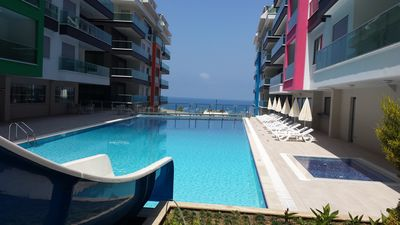 Photo for New apartment in Kargicak, direct beach location, family friendly