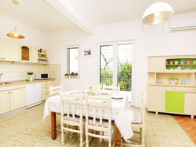 Photo for Vacation home Duje in Trogir - 8 persons, 3 bedrooms