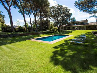 Photo for Catalunya Casas: Marvelous 6-bedroom estate, only 30km from Barcelona