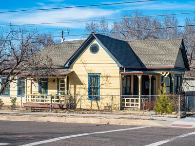Photo for Pleasantly Historic- Charming and Downtown!
