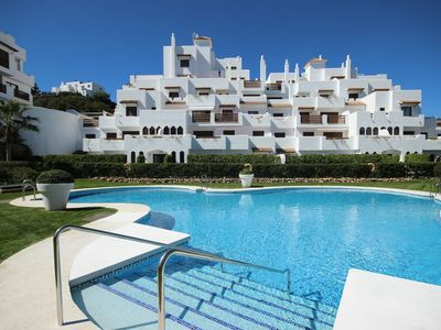 Photo for Brand new 2 bedroom apartment located 5 minutes from Puerto Banus