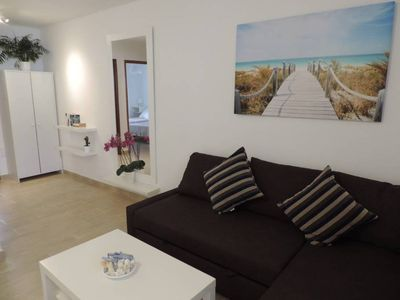 Photo for Apartament Blue Turtle well located, with terrace, close to the beach