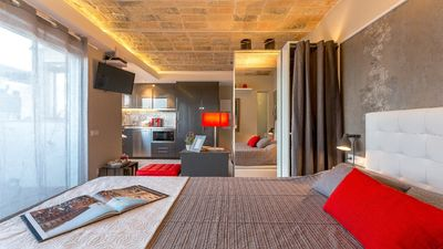Photo for 1BR Apartment Vacation Rental in Barcelona