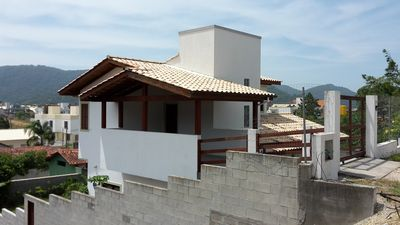 Photo for Beautiful house, large garden, sunset and hills view, cable tv, wifi- 6 people