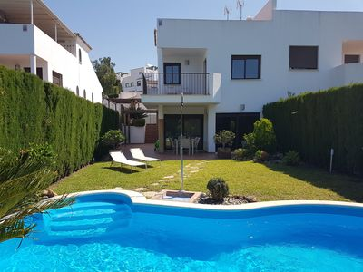 Photo for Villa Golf, Pool and Beach in Costa del Sol - Añoreta Golf