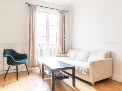 Photo for Charming apartment near Bastille