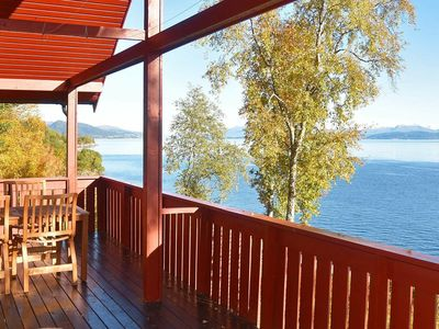 Photo for 8 person holiday home in MIDSUND