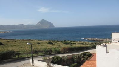 Photo for Terraced house on the sea Macari - San Vito lo Capo - Trapani