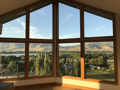 Photo for 3 Bedroom House - Close to Snowbasin - Every Window is a Picture View