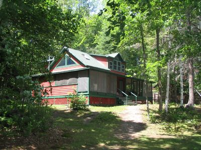 Photo for 2BR Cottage Vacation Rental in Lyon Mountain, New York