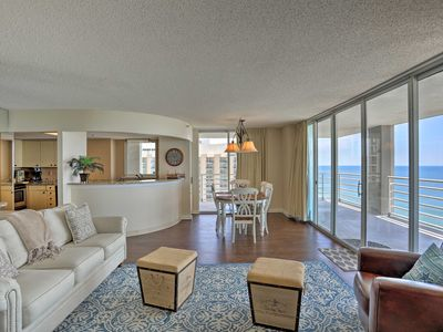Photo for NEW! Oceanfront Myrtle Beach Condo w/ Large Deck!