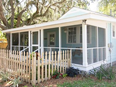 Photo for Artisan marsh-front cottage in Port Royal - Perfect retreat to celebrate a Parris Island Graduation