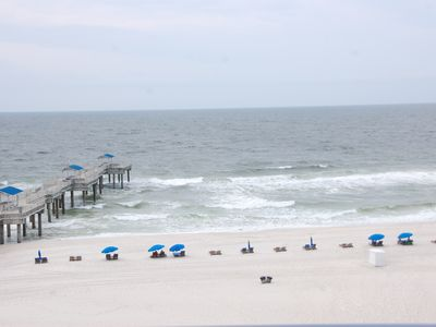 Photo for Four Seasons 604w. Private Fishing Pier!