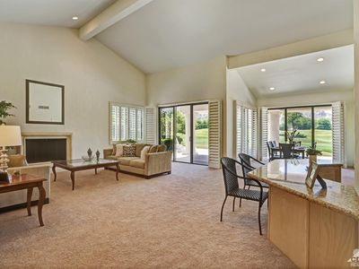 Photo for A Spacious Three Bedroom, Three Bathroom PGA West Condo with Awesome Views!!!