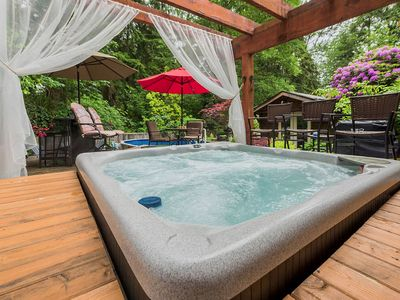 Photo for Deep Cove Private Suite & Hot Tub