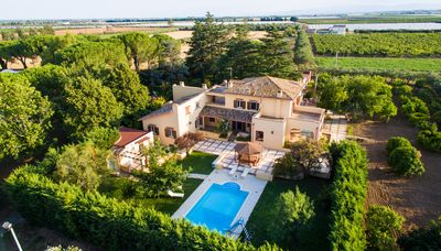 Photo for Manor villa with swimming pool tennis club Golf Club. Marina di Pisticci-Matera-Porthero