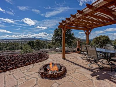 Photo for Enchanting Home w/ Mt Views (3BR/Sleeps 8)  Central to Grand Canyon & Flagstaff!
