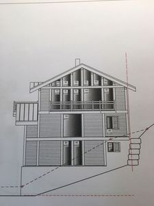 Photo for Chalet SerreBlanc for 12 - NEW 280 m² - 6 bedrooms - ideal 12 to 15 people