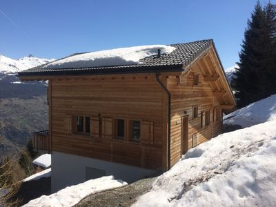 Photo for Luxury Detached 4 bedroom/4 ensuite bathroom Chalet in Les 4 Vallees