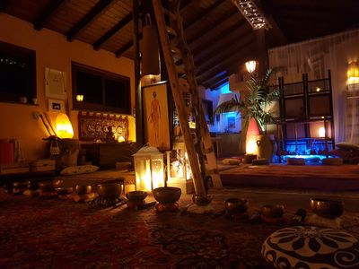 Photo for Spacious Zen Loft In A Private Village ~ Not Far From The Sea And City Centre