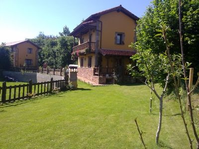 Photo for Self-catering cottages Los Avellanos, 3 houses, 4 people in each.