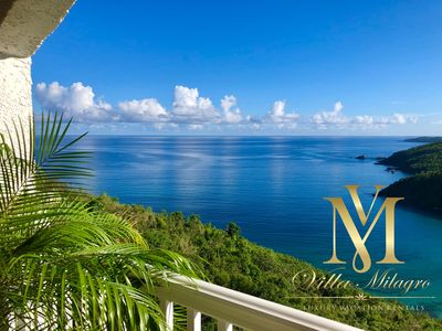 Photo for Newly Renovated! Luxury Villa Milagro - Private Beach Views