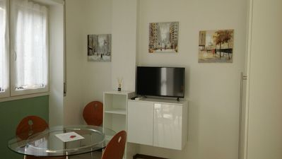 Photo for Porta Romana Studio ALM101 studio on the first floor, air conditioning, wifi