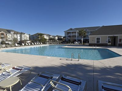 Photo for *Peaceful and Relaxing Ground Floor Unit* Located in Premier Barefoot Resort!