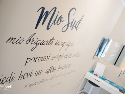 Photo for B&B Mio Sud, a luxury bed and breakfast in the heart of Cosenza